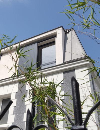 Surélévation maison Issy les Moulineaux